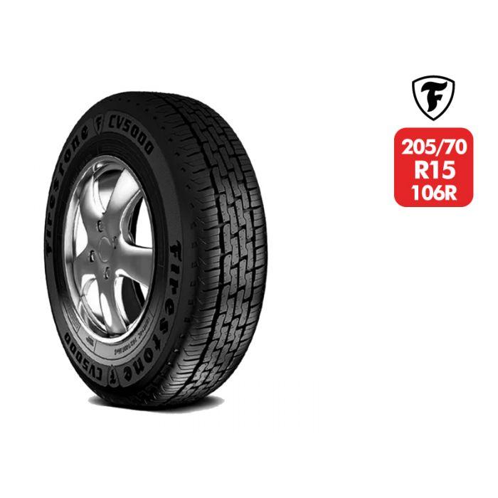Neumático Firestone CV5000 205/70 R15C 106R 104R