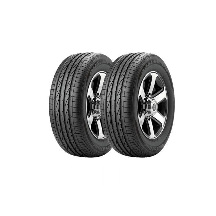 2 Neumáticos Bridgestone Dueler Hp Sport S/C 101W 255/45 R20
