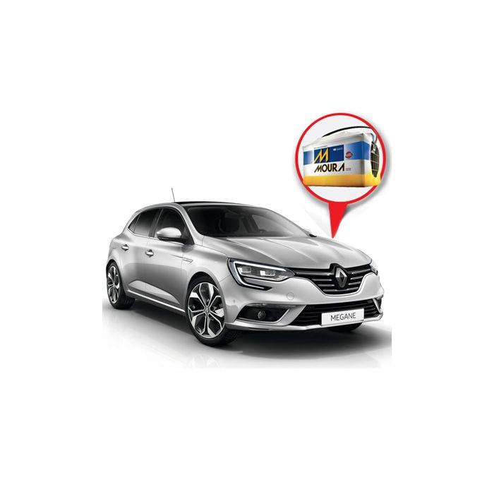 Batería Moura Renault Megane Nafta
