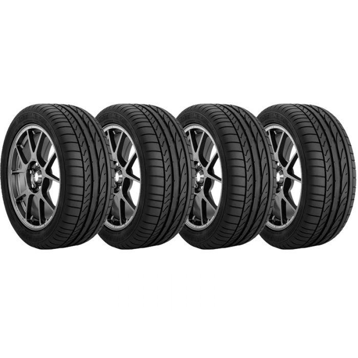 4 Neumáticos Bridgestone Potenza RE050A RFT 90W 255/35 R18